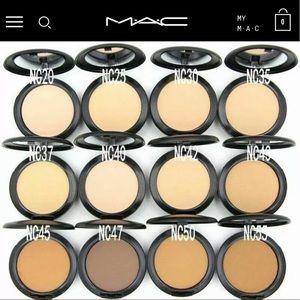 🎀 MAC Studio Fix Powder Plus Foundation 🎀